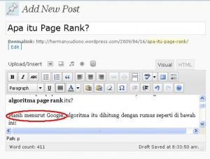 how to add a read more tag in wordpress